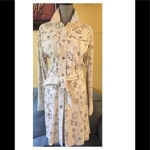 Chic Vintage Dior Winter White jacket
